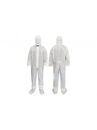 Biohazard Reusable Coverall (With heat seam)